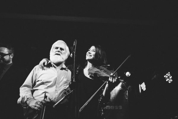PERFORMING WITH MY GREAT FRIEND, JOHN SHEAHAN IN DUBLIN.